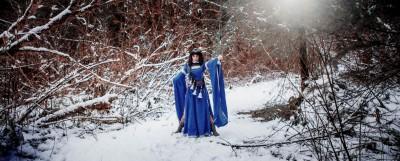 Sabriel cosplay